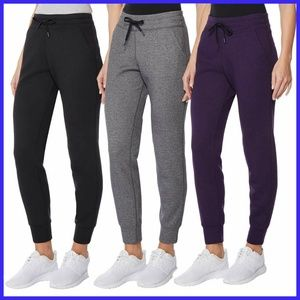 32 Degrees Women's Ladies' Tech Fleece Jogger Pant
